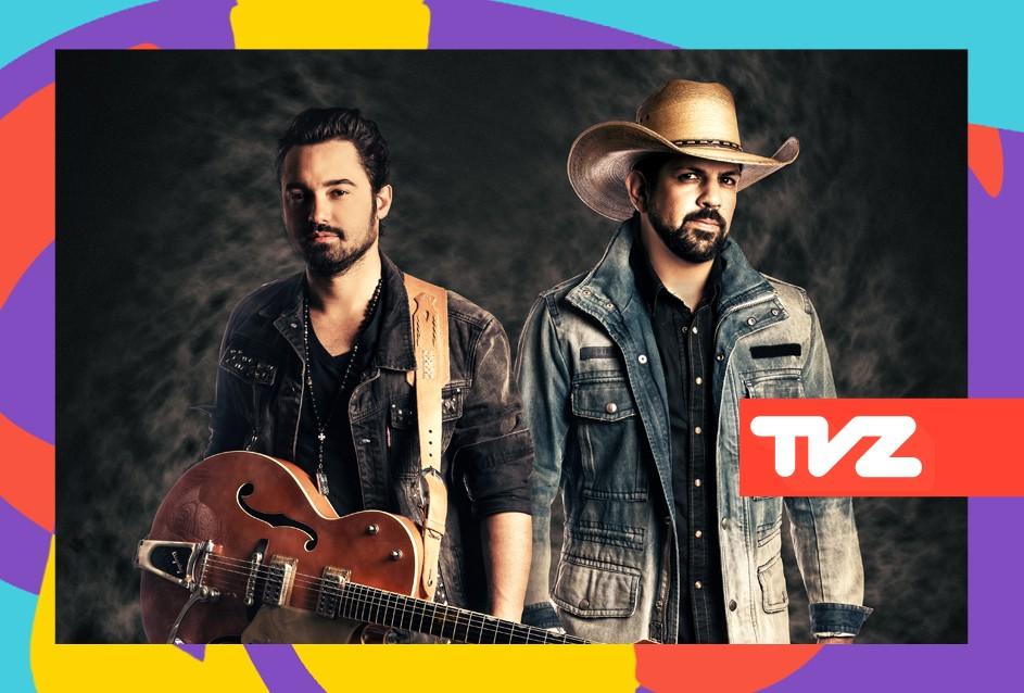 Fernando e Sorocaba vo atacar de apresentadores do TVZ Ao Vivo no dia 12 de maro (Foto: Divulgao/Multishow)