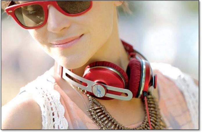 Sennheiser lança linha Momentum com fones de ouvido elegantes (Foto: Divulgação/Sennheiser)