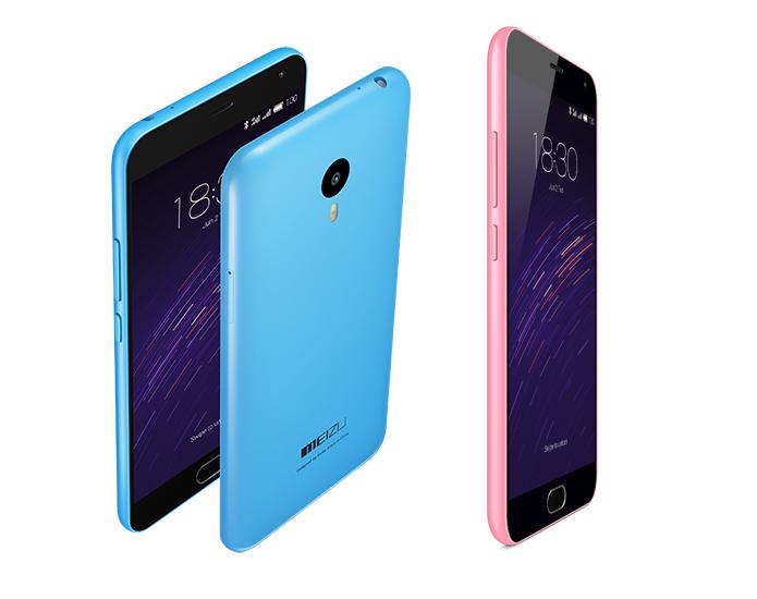 Parecido com iPhone 5C, Meizu M2 Note chega no Brasil nesta quarta, 20 (Foto: Divulgação/Meizu)