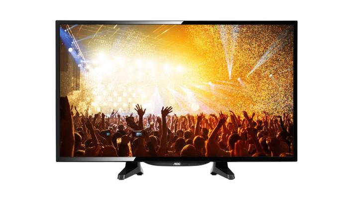 TV AOC LED LE32H1461 com tela HDTV (Foto: Divulgação/AOC)