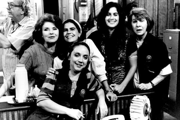 Delegacia de Mulheres (Foto: Divulgação/Canal Viva)