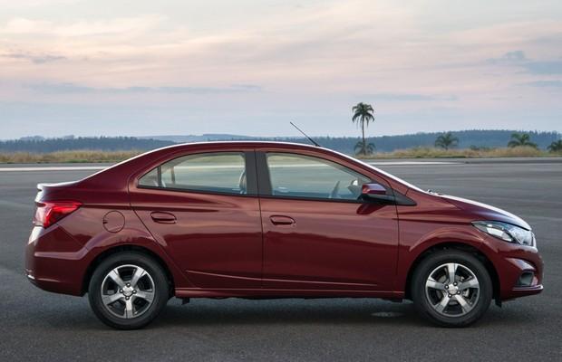 Chevrolet Prisma (Foto: Divulgação)