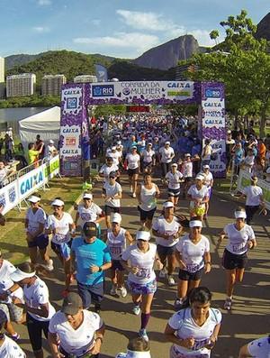 Corrida da Mulher (Foto: Divulgação)