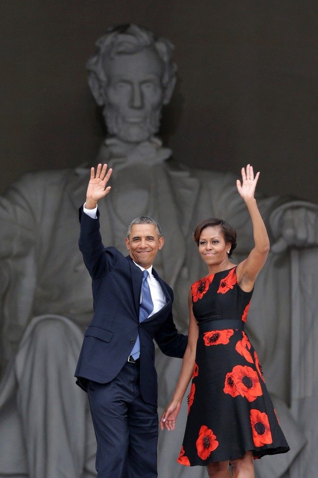 Barack e Michelle Obama (Foto: Getty Images)