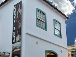Museu Victor Meirelles, em Florianópolis (Foto: Divulgação)