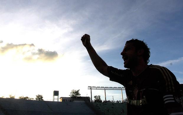 Fred comemora gol do Fluminense título (Foto: Nelson Perez / Fluminense. F.C.)