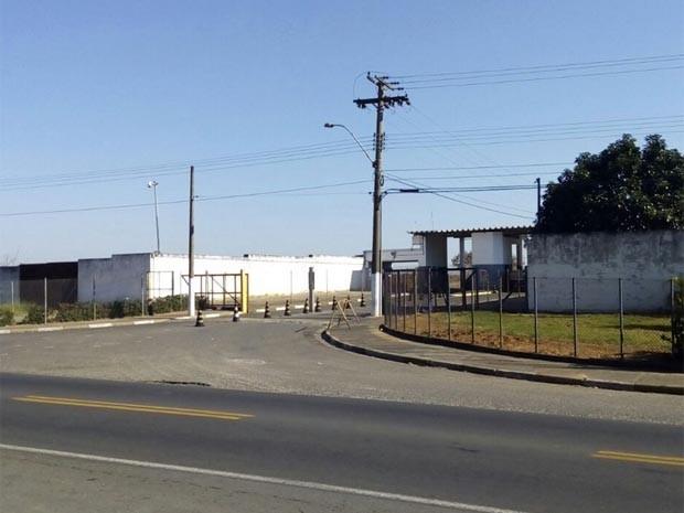Complexo Penitenciário Campinas-Hortolândia (Foto: Carlos Rufino / Sindasp)