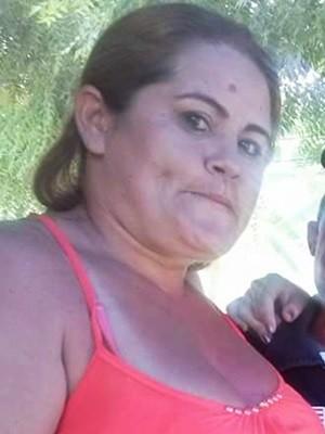 Antônia Edinete de Oliveira tinha 37 anos (Foto: Arquivo Pessoal)