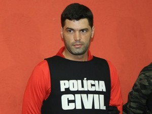 Suposto serial killer Tiago Henrique Gomes da Rocha Goiás (Foto: Wildes Barbosa/O Popular)