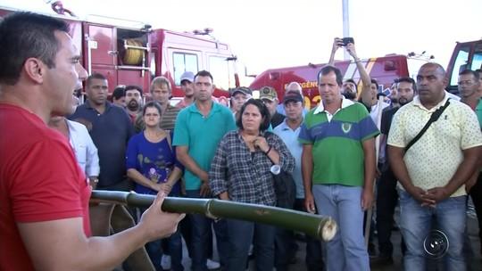Rio Preto realiza oficina preparatória contra incêndios