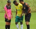 Bola parada do Palmeiras tem arma diferente para 2017: Michel Bastos