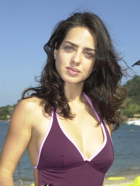 Joana Limaverde foi Fabiana na novela 'Celebridade' (Foto: Divulgação)