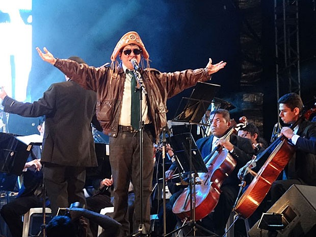 Orquestra Sinfônica de Teresina (PI) (Foto: Luna Markman / G1)
