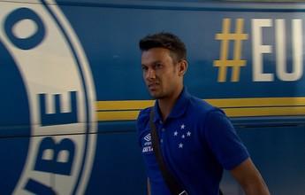 Henrique é poupado e não viaja para enfrentar o Vitória, pelo Brasileirão