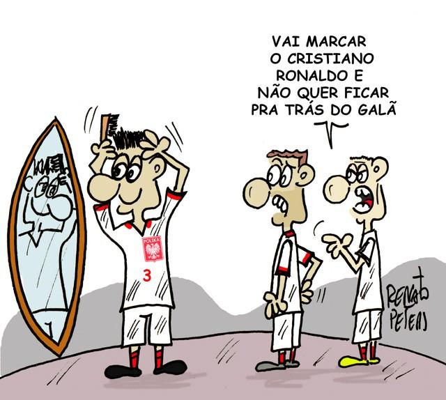 BLOG: Futebol vaidoso...