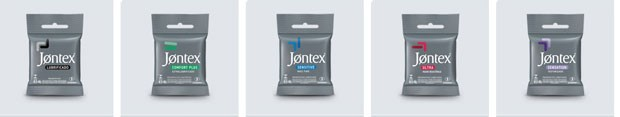 Jontex, da Hypermarcas (Foto: Reprodução/Hypermarcas)