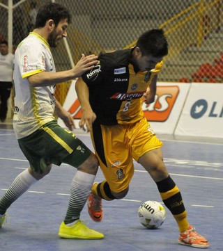Sorocaba x Marechal Rondon - Liga Nacional de Futsal 2017 (Foto: Danilo Camargo/ Magnus Futsal)