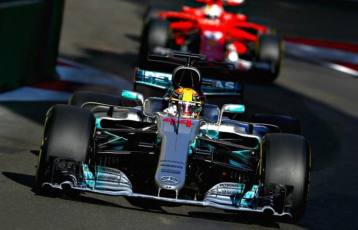 Vettel vs Hamilton