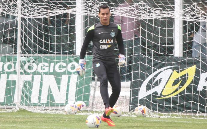 Bruno Coritiba goleiro (Foto: Divulgação Coritiba)