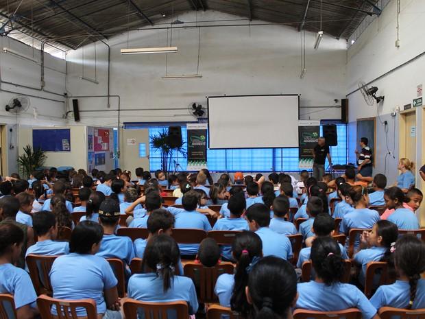 Sergipe recebe a 16ª edição do Cinema Petrobras em Movimento (Foto: Divulgação / assessoria)