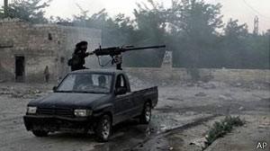 Impasse na Síria se aprofunda e ameaça tomar região (Foto: AP)