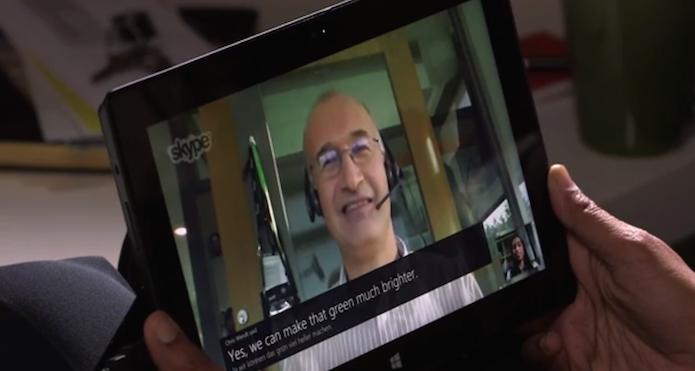 Skype Translator permite traduzir conversas com voz em tempo real (Foto: reprodução/Edivaldo Brito)