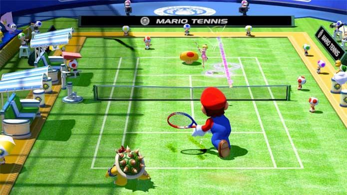 Mario Tennis Ultra Smash (Foto: Divulgação/Nintendo)