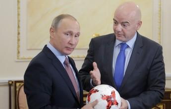 Sorteio da Copa do Mundo será no Kremlin, revela vice-primeiro-ministro