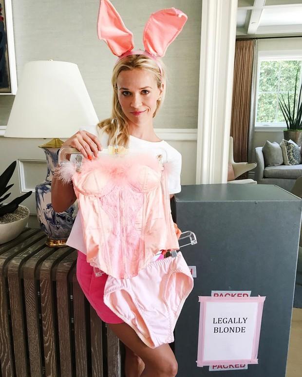 Reese Witherspoon (Foto: Instagram / Reprodução)