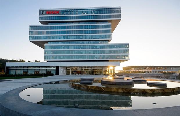 Centro de pesquisas da Bosch em Renningen (Foto: Bosch)