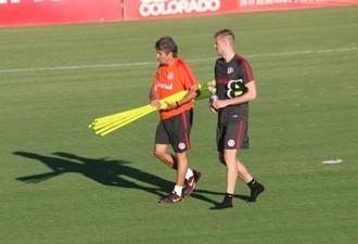 Klaus Élio Carravetta Inter (Foto: Tomás Hammes / GloboEsporte.com)