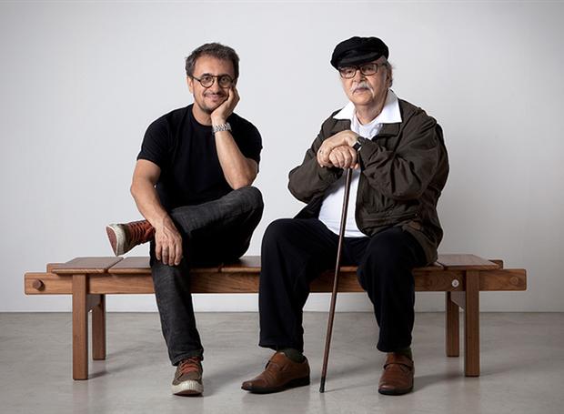 Fernando e Sergio Rodrigues (Foto: Divulgação)