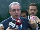 Cunha reage ao discurso de Dilma Rousseff com novas acusações