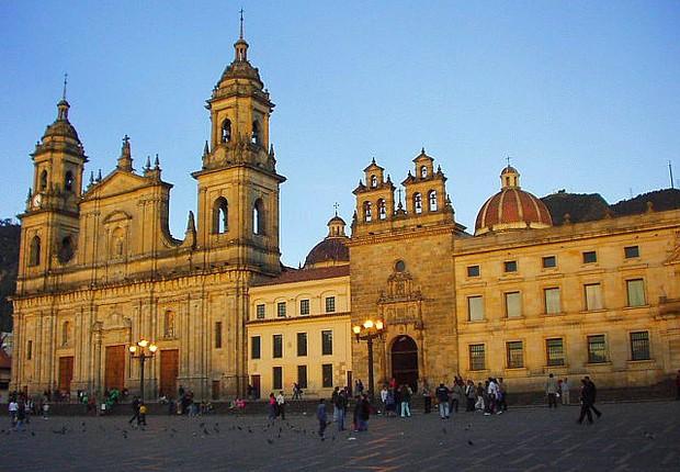 Bogotá, Colômbia (Foto: Wikimedia Commons)