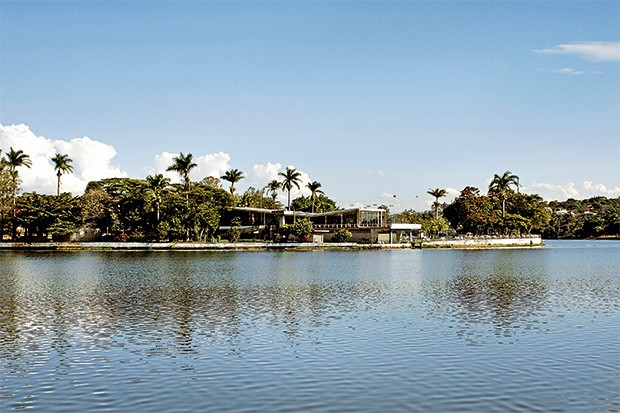 lagoa da pampulha l Brasil, Belo Horizonte (Foto: Juvenal Pereira/Pulsar Imagens)