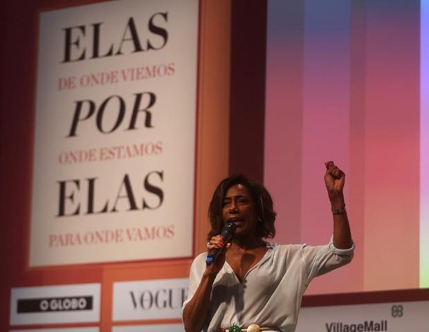 Gloria Maria (Foto: Pilar Olivares)