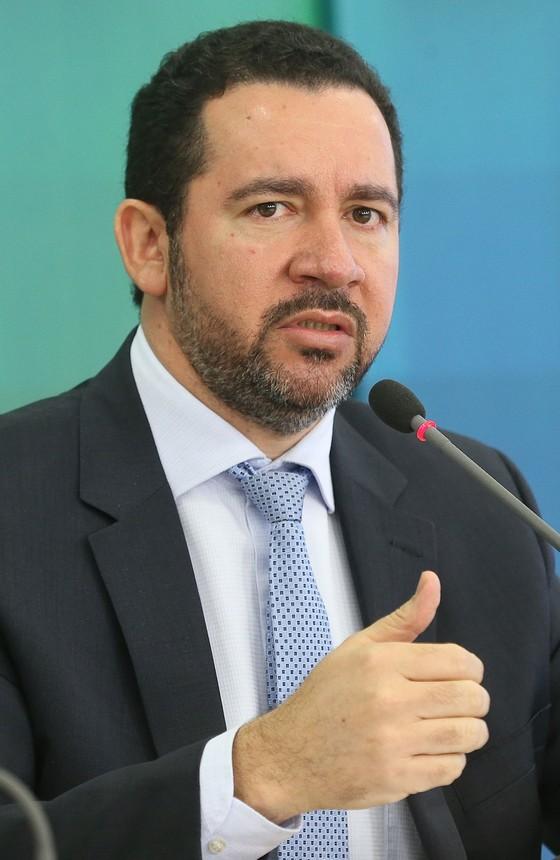 O ministro do Planejamento, Dyogo Oliveira (Foto:   Alan Marques/Folhapress)