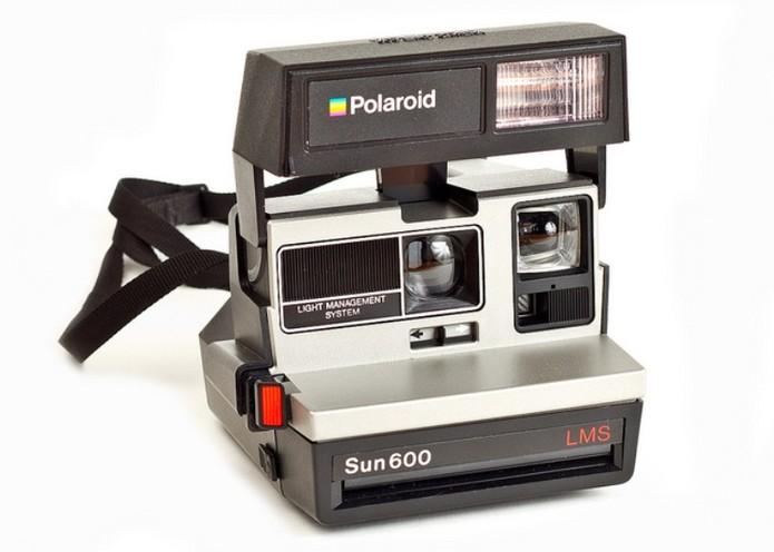 Polaroid instantânea ainda faz sucesso (Foto: Divulgação)
