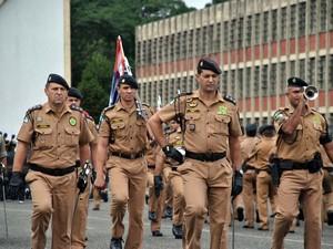 Polícia Militar (Foto: Daniel Meneghetti/Divulgação)