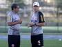 Com sonho em comum, Jorginho e Zinho acenam renovar na A ou na B