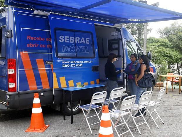 Técnicos do Sebrae vão auxiliar empreendedores em Roseira. (Foto: Divulgação/Sebrae)