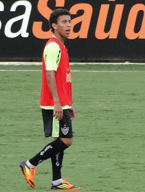 Marcos Rocha, lateral do Atlético-MG (Foto: Fernando Martins / Globoesporte.com)