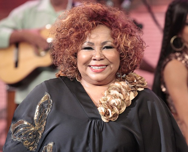 Alcione 620x500 (Foto: TV Globo / Domingão)