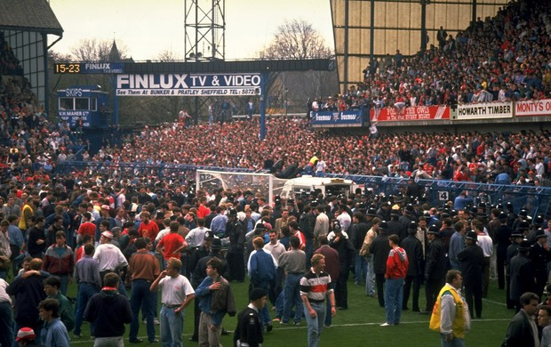 Hillsborough liverpool tragedia 1989 (Foto: Getty Images)