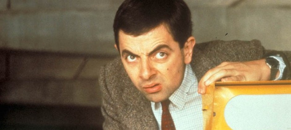Mr. Bean (Rowan Atkinson)