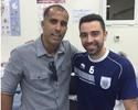 Felipe visita Al Sadd, encontra Xavi e planeja voltar a trabalhar no Catar