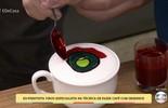Ex-Frentista virou especialista na técnica de fazer café com desenhos