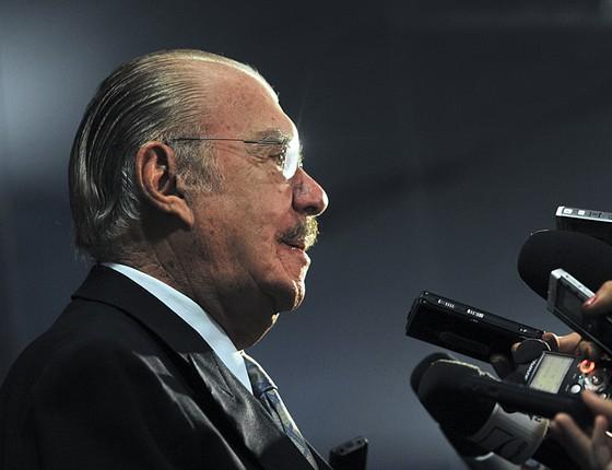 José Sarney (Foto: ABR)