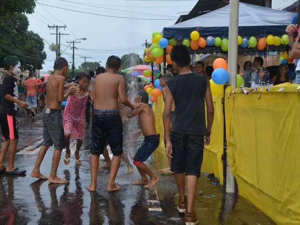Chuveirão do Barbosa, Amapá, Macapá, A Banda, (Foto: Jéssica Alves/G1)