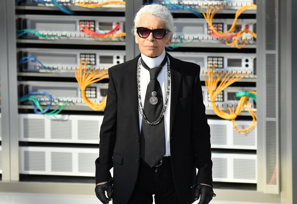 Karl Lagerfeld (Foto: Pascal Le Segretain / Getty Images)